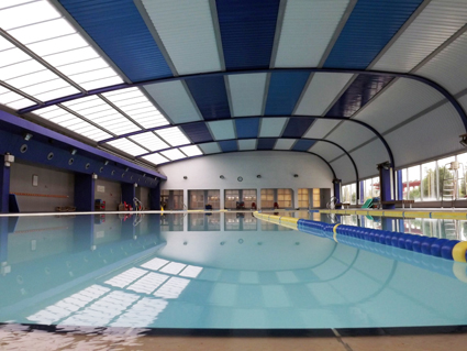 Masterclass ciclo indoor for Piscina municipal ripoll